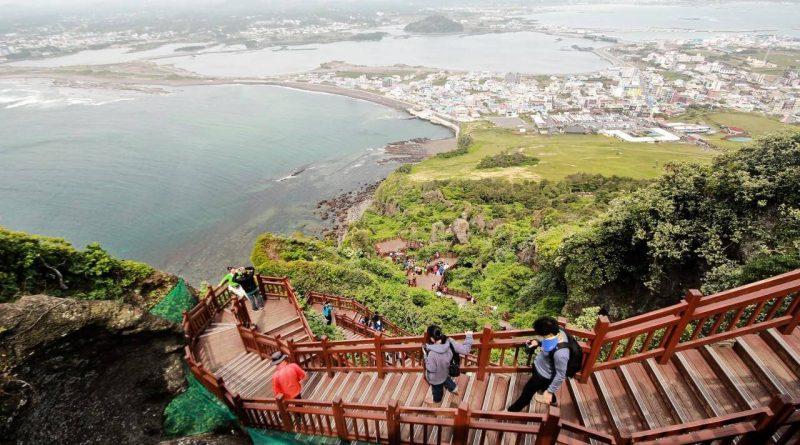 Đảo Jeju đẹp ngất ngây