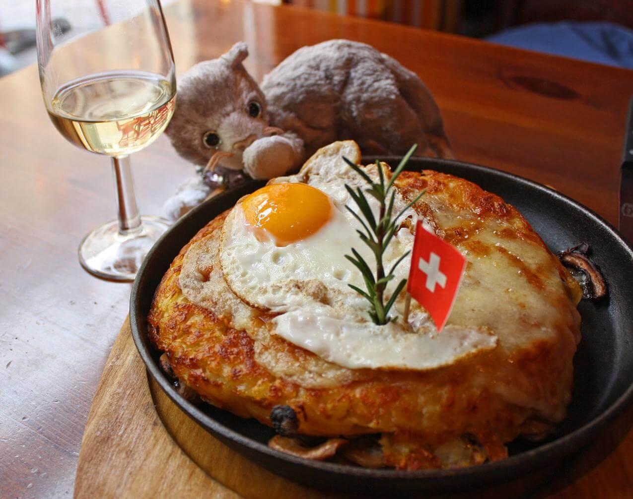 ẩm thực Thụy Sĩ