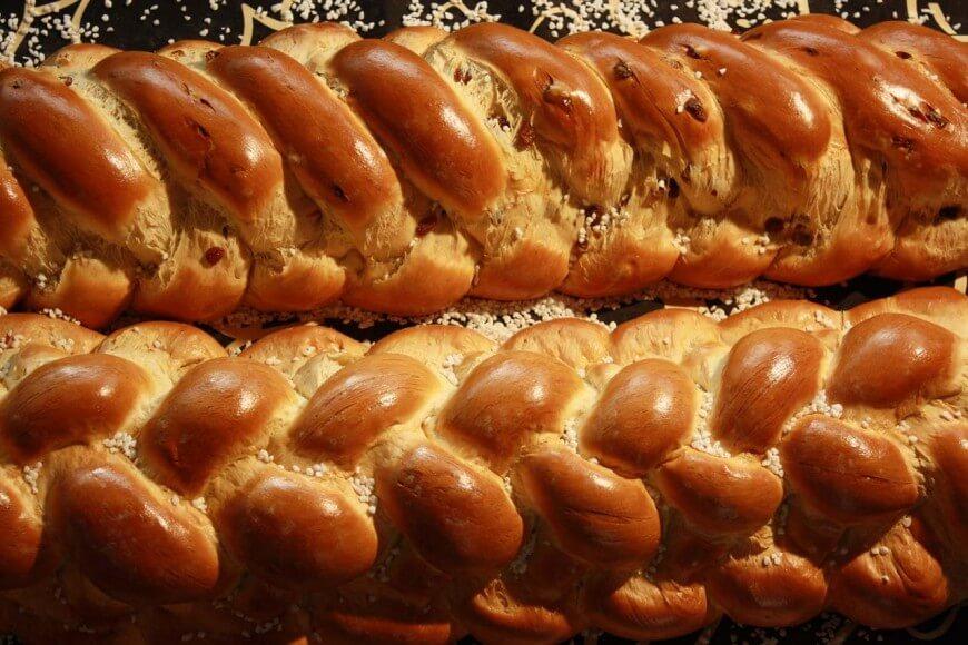 bánh mì tết zopf - bánh mì ngon nhất thế giới