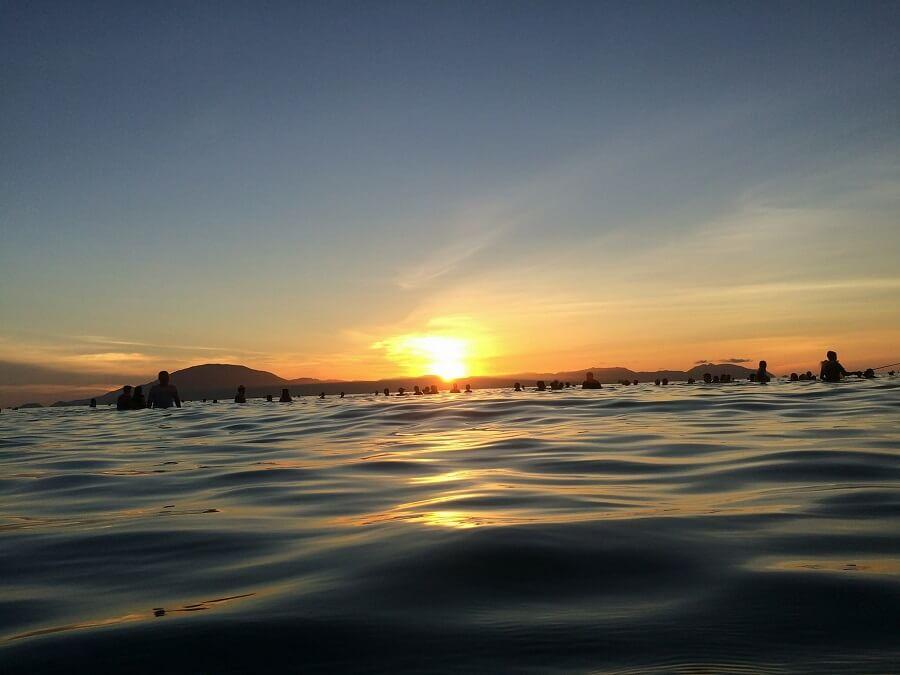 Bãi biển đẹp nhất Việt Nam là biển Dốc Lết