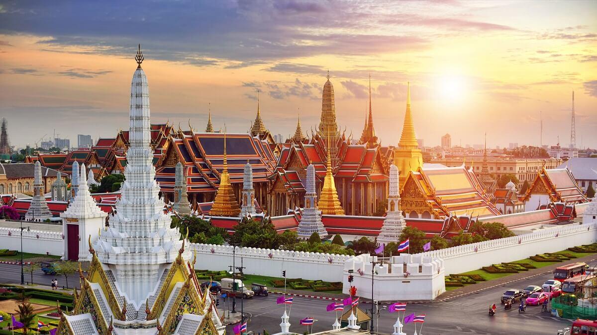 Thành phố bangkok thái lan
