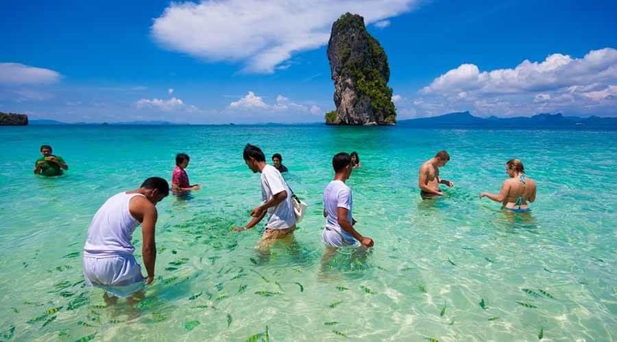 Krabi là tỉnh ven biển phía Nam Thái Lan