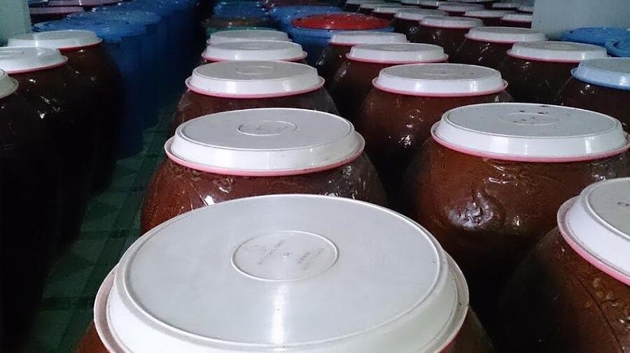 cơ sở sản xuất rượu sim tại dao phú quốc