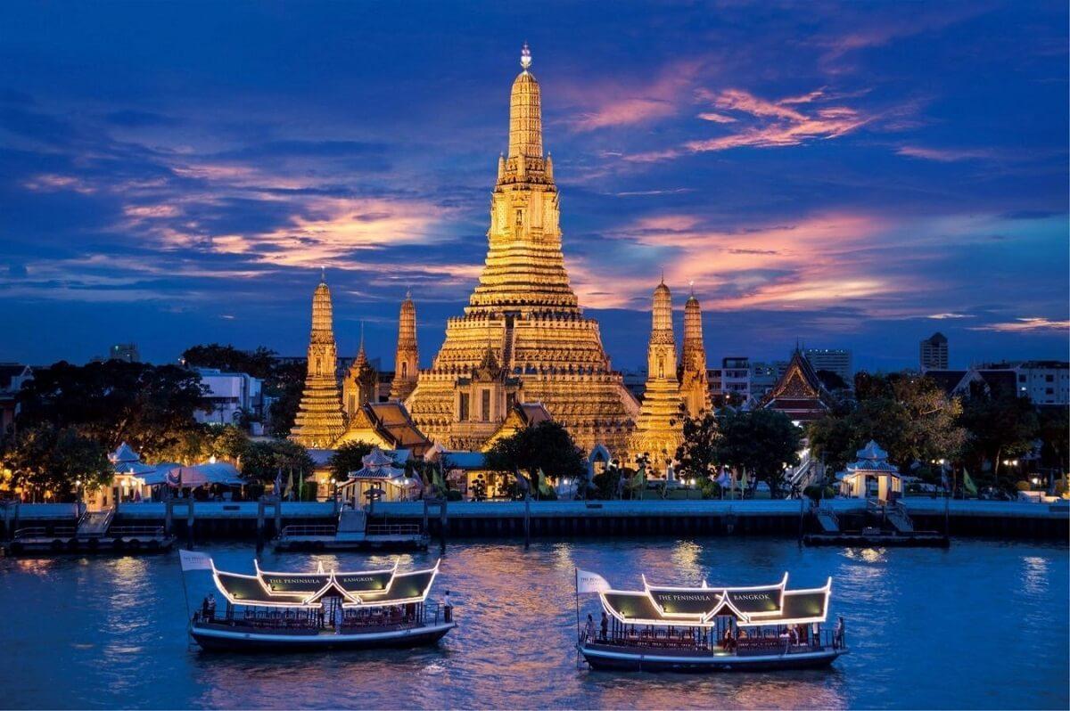 Cảnh đẹp du lịch Thái Lan