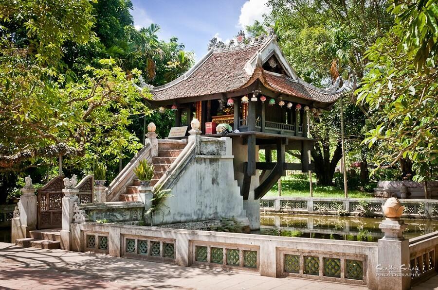 Di tích chùa một côt Hà Nội