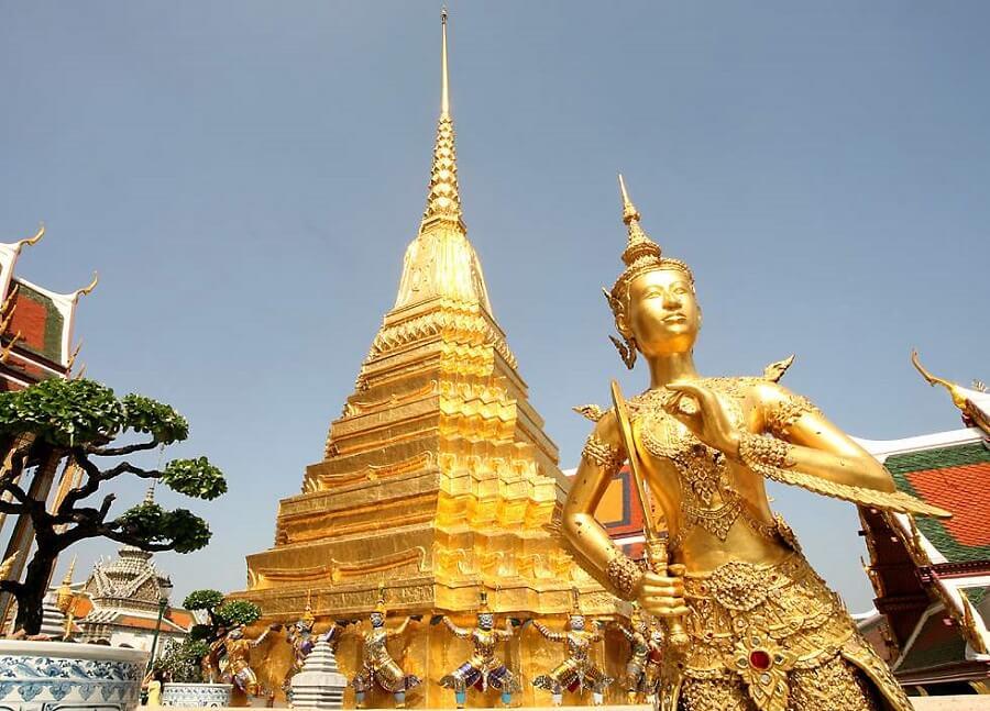 Chùa Phật Ngọc ý nghĩa với dân thái lan