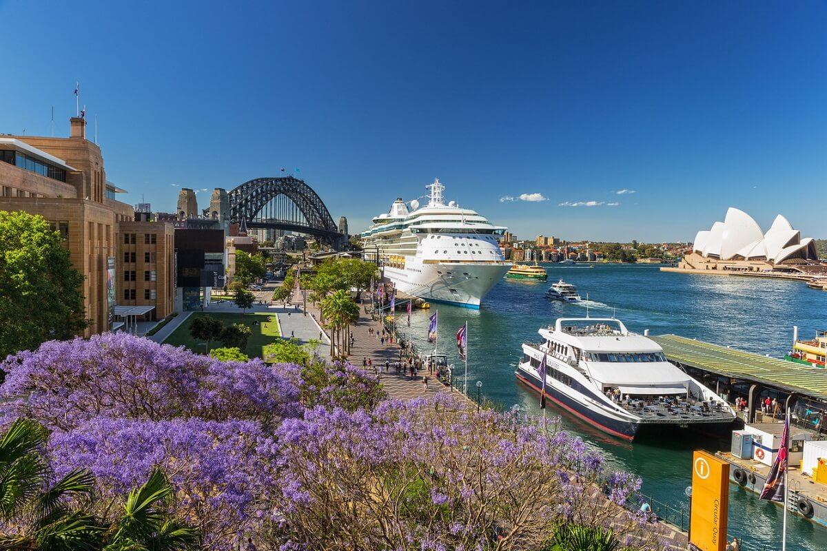 du lịch Úc mùa nào đẹp nhất