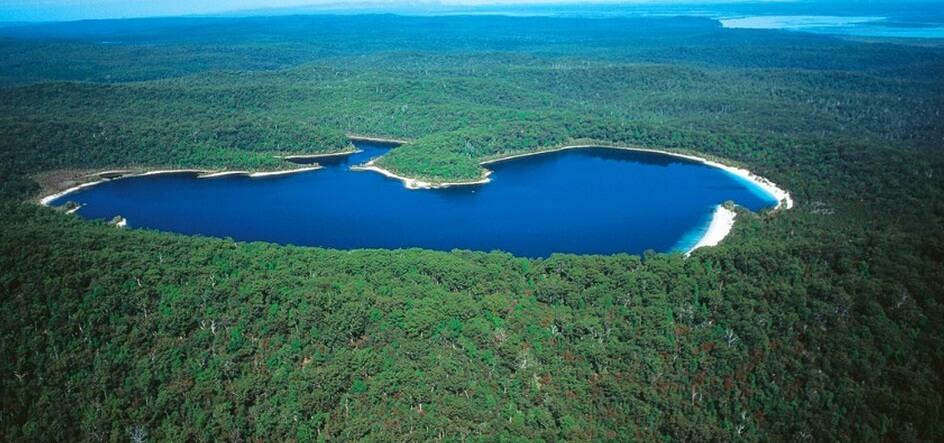Hồ Nước McKenzie cực đẹp