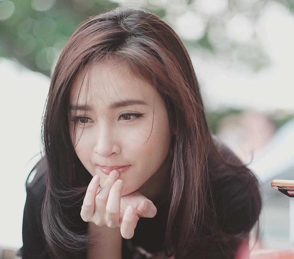Hoa hậu chuyển giới Nong Poy xinh đẹp