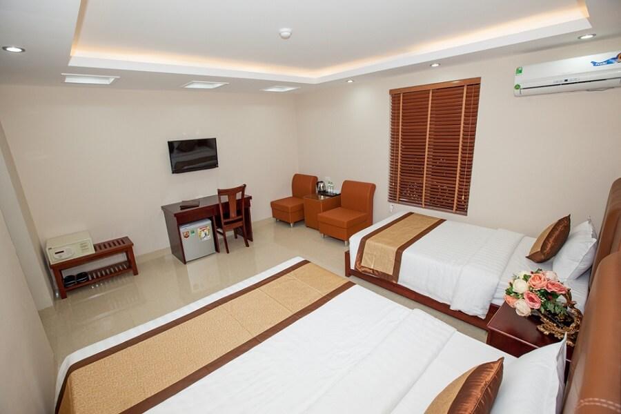 Khách sạn Kenny Hạ Long tại vịnh Hạ Long sang trọng