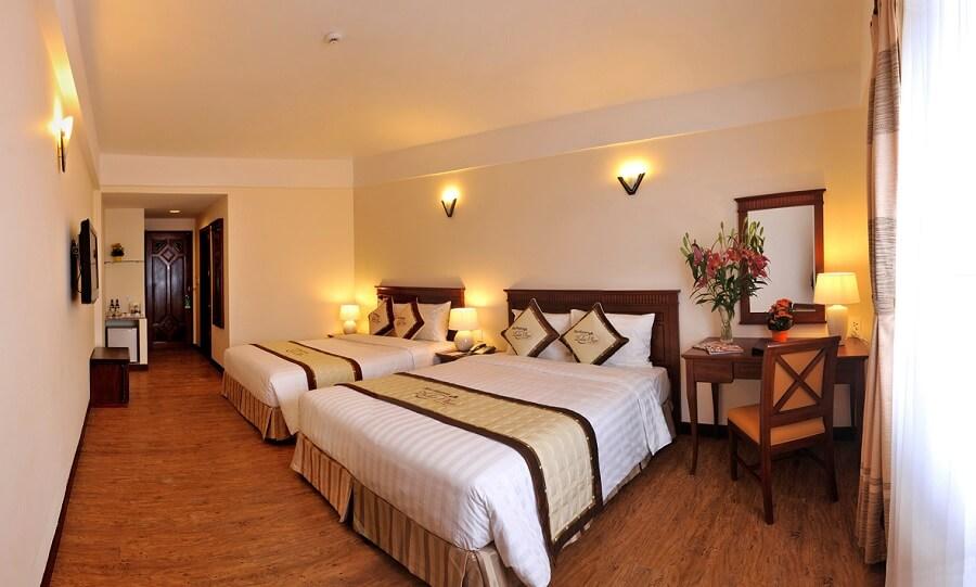 Khách sạn Đà Lạt Plaza khách sạn lớn và đẹp bậc nhất Đà Lạt