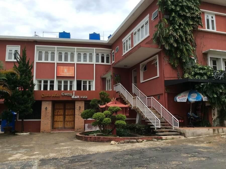 Khách sạn Duy Tân nỗi tiếng trên thành phố Đà Lạt