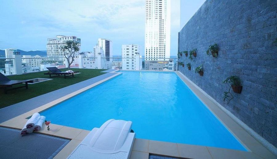 Khách sạn Edele thành phố Nha Trang