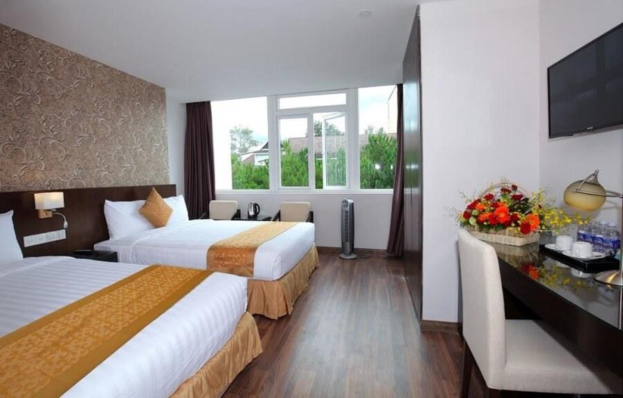 Khách sạn Kings tại thành phố Đà Lạt