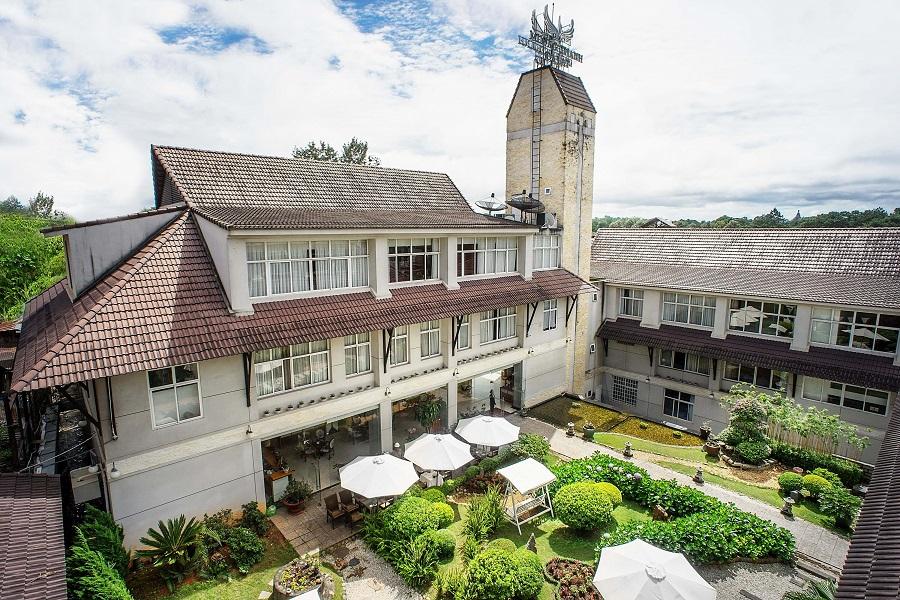 Khách sạn Mường Thanh du lịch Đà Lạt
