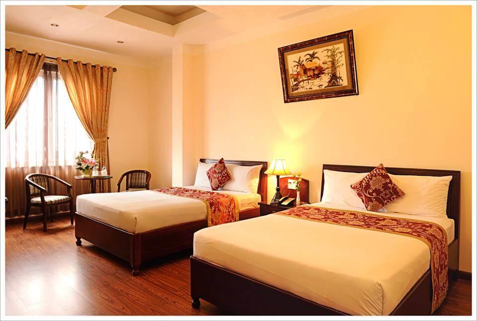 Khách sạn Mai Vàng điểm nghỉ chân thành phố Nha Trang