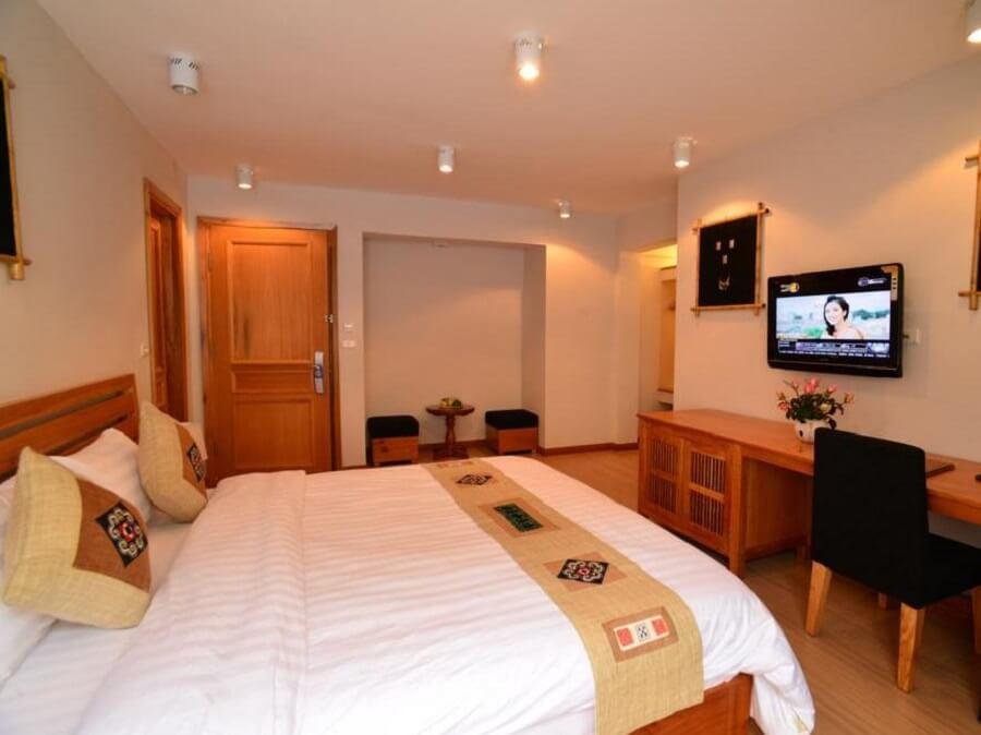 Khách sạn tốt nhất trong những khách sạn 3 sao khi bạn du lịch Sapa