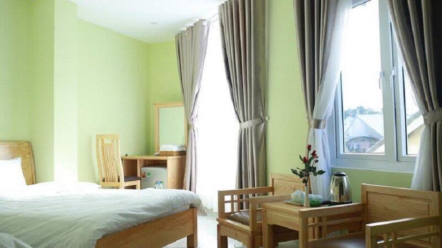 Khách sạn Trung Nhân Tour du lịch Nha Trang, Đà Lạt