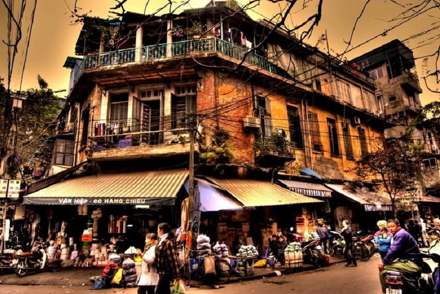 Khu Phố Cổ Hà Nội với 36 phố phường