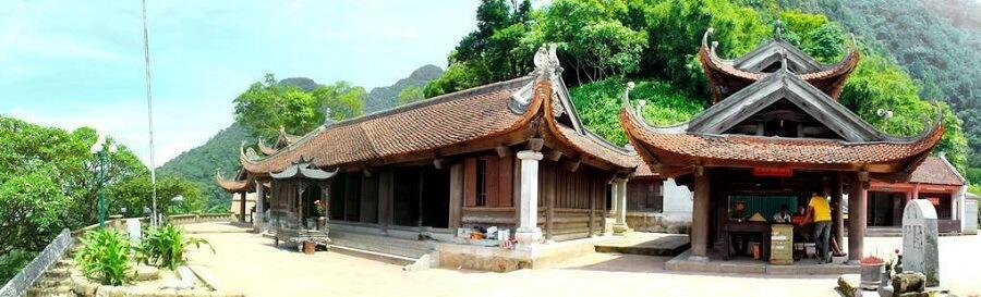 Khu di tích chùa Hoa Yên, Yên Tử trong tour du lịch Miền Bắc