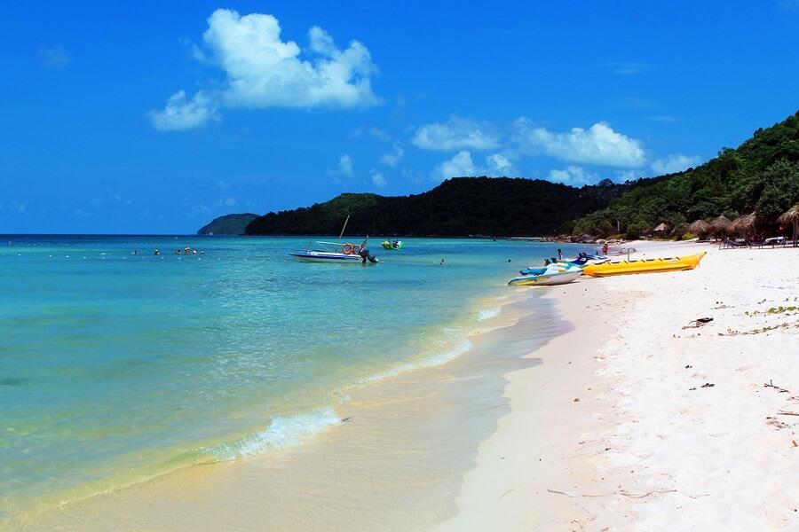 bãi biển đẹp nhất Phú Quốc bãi Sao