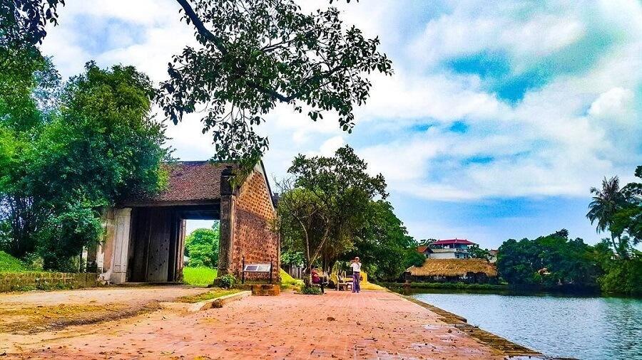 Làng cổ Đường Lâm làng cổ nhất Hà Nội