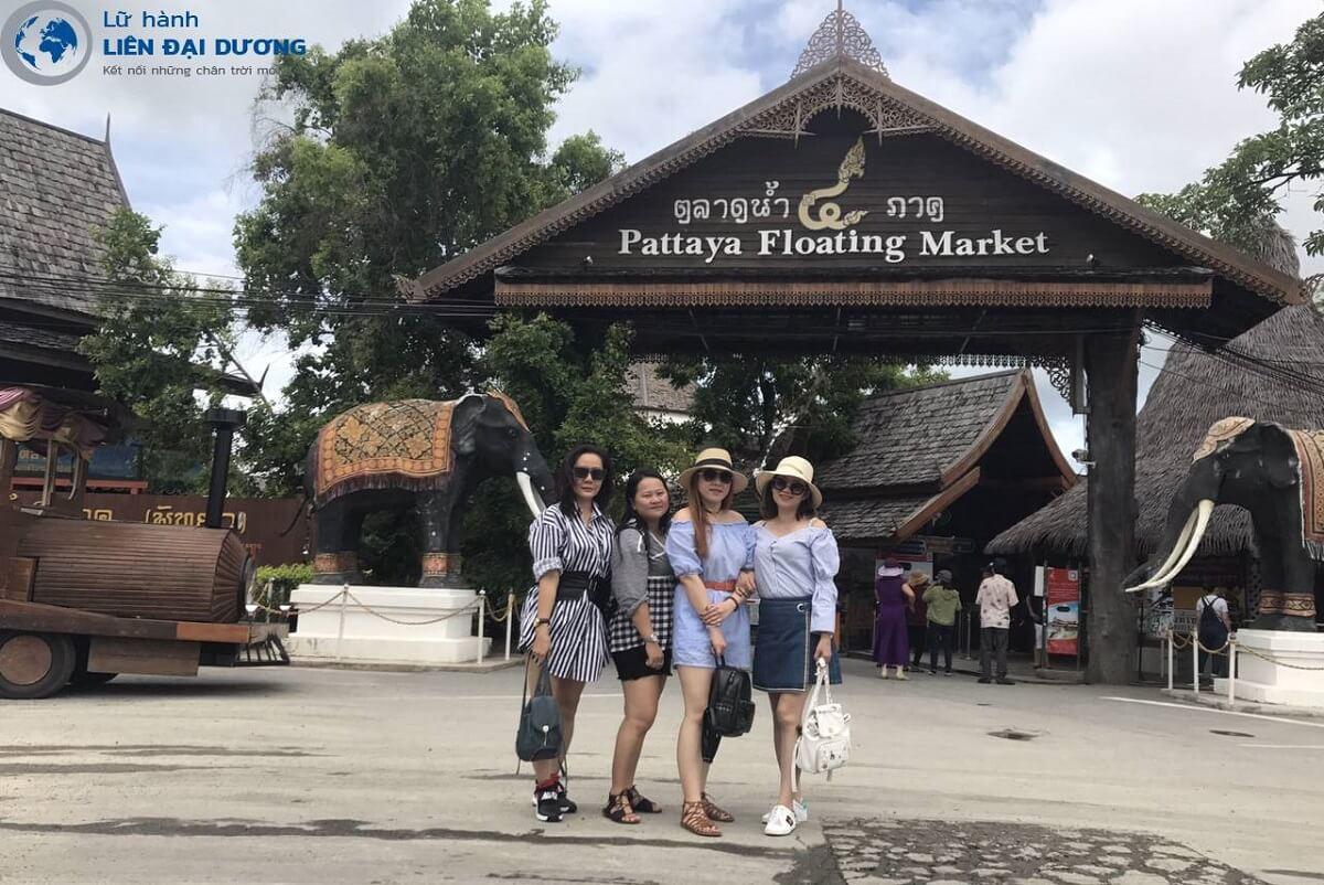 Tour Thái Lan giá rẻ tại Lữ hành Liên Đại Dương