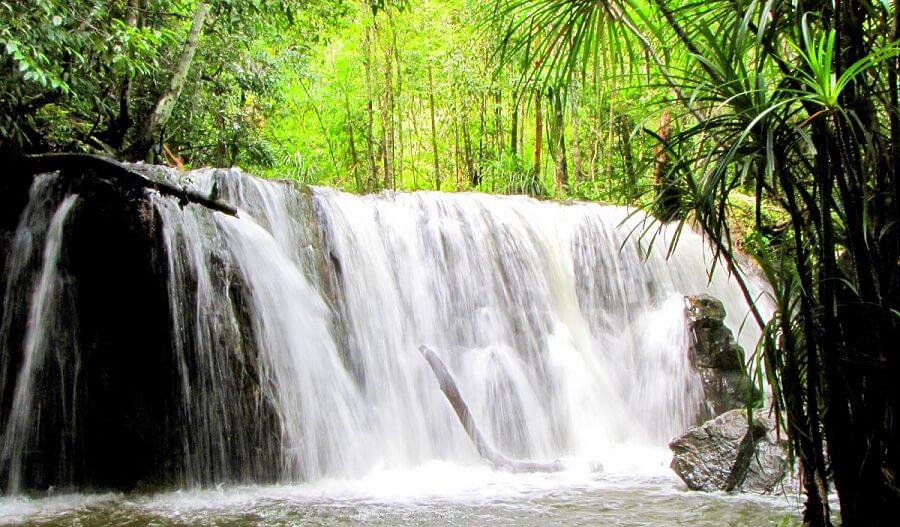 suối tranh tại đảo phú quốc