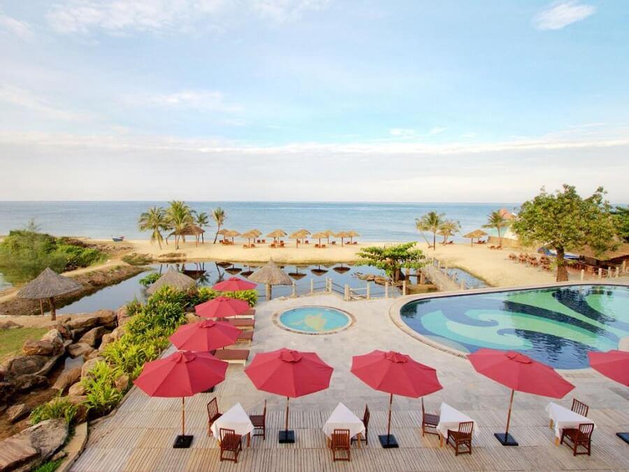 Resort Long Beach trên đảo Phú Quốc