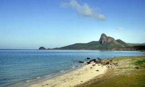 du lịch Côn Đảo tại Mũi cá mập