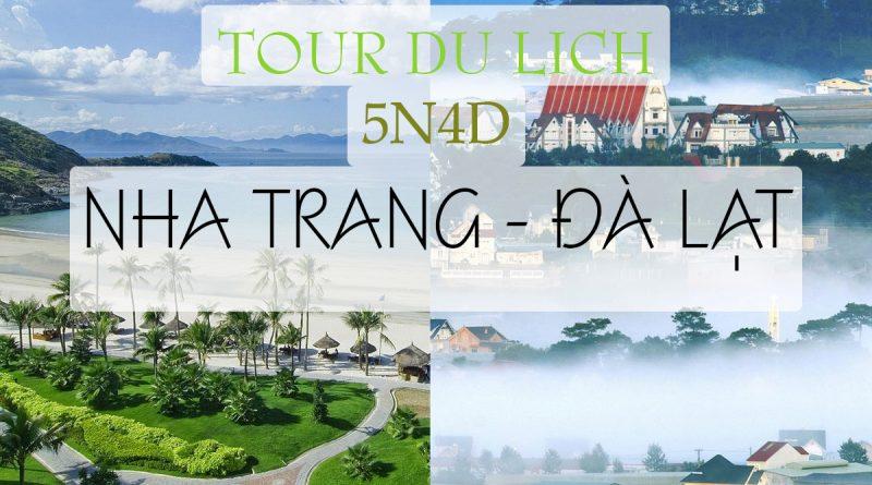Tour du lịch Nha Trang Đà Lạt
