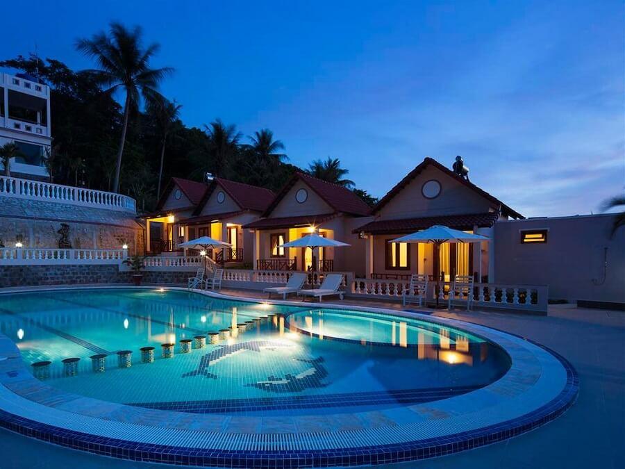 Resort Phú Hồng 2 sao tại đảo Phú Quốc