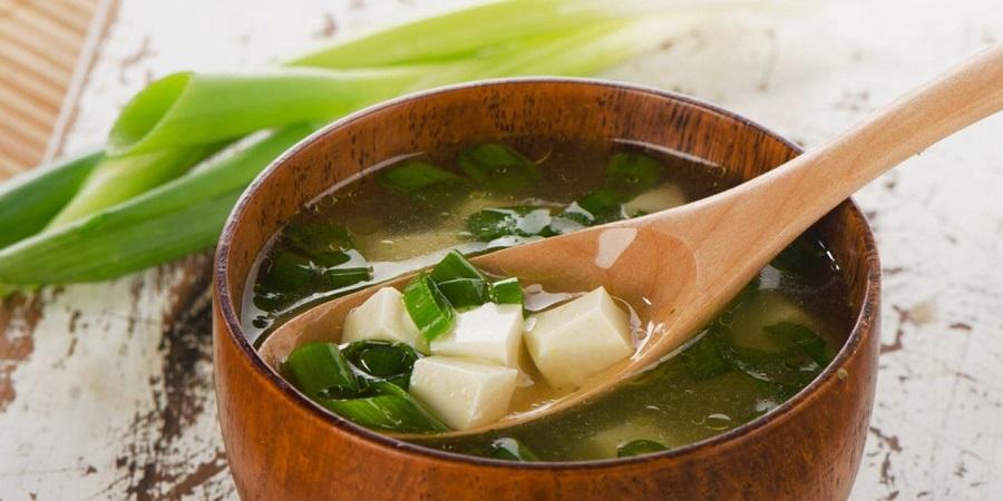 Súp miso ngon đúng điệu và là món ăn không thể bỏ qua của nền ẩm thực Nhật Bản
