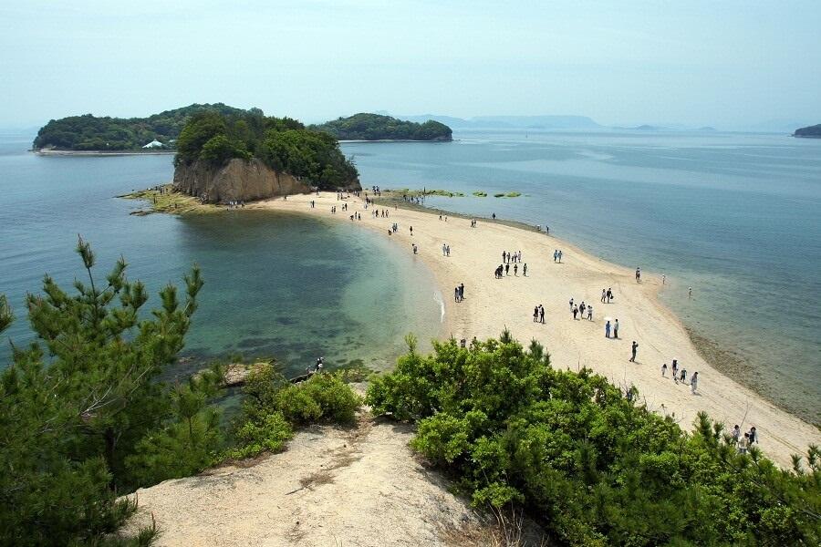 shodoshima là cảnh đẹp nhật bản không thể bỏ qua
