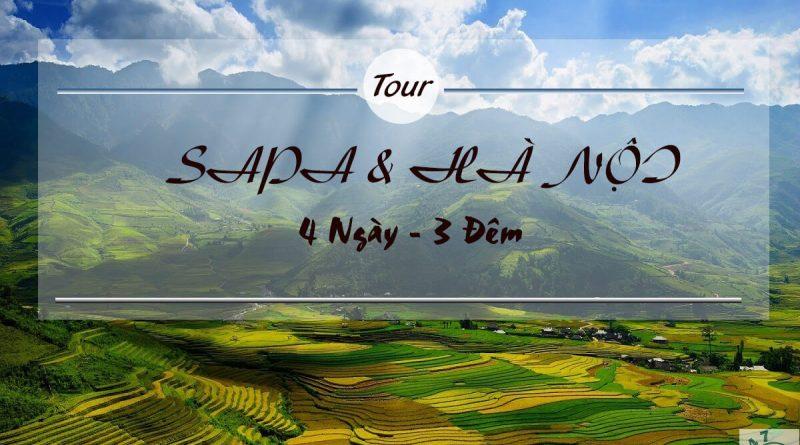 Tour Du Lịch Hà Nội - Sapa 4N3D