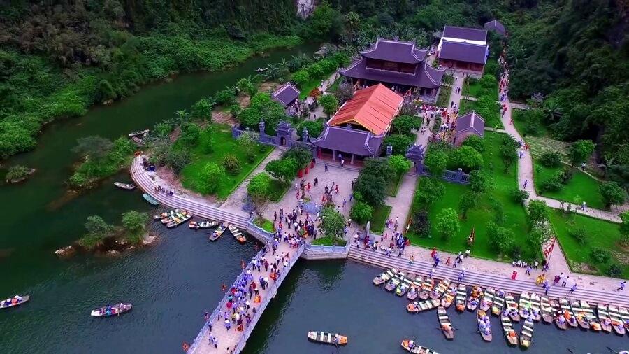 Tràng An, Ninh Bình danh lam thắng cảnh du lịch Việt Nam