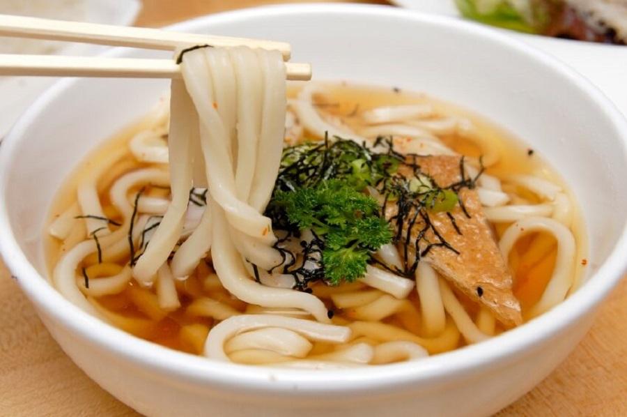 du lịch nhật bản không thể bỏ qua món mì Udon