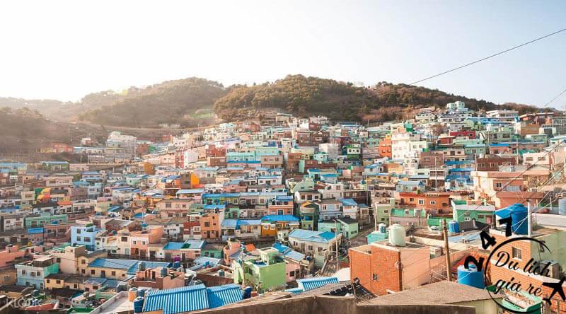 Thành Phố Busan tấp nập, Tour du lịch Hàn Quốc, du lịch Hàn Quốc Giá Rẻ, Xin visa Hà Quốc, Du lịch Hàn Quốc Ăn Gì,