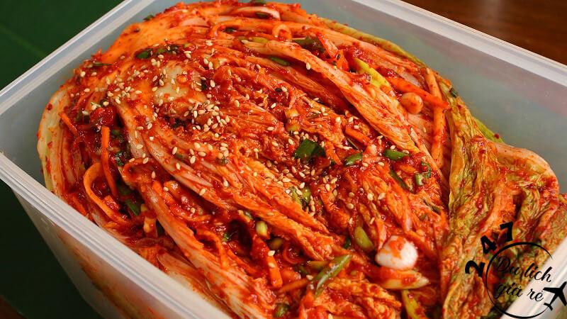 Kimchi Hàn Quốc siêu ngon, Tour du lịch Hàn Quốc, du lịch Hàn Quốc Giá Rẻ, Xin visa Hà Quốc, Du lịch Hàn Quốc Ăn Gì,