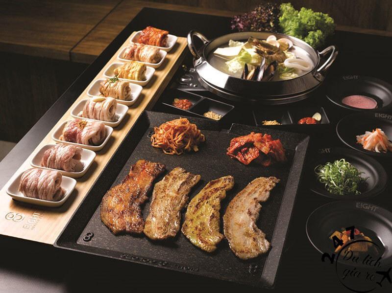 Đồ nướng đặc trưng Hàn Quốc, Tour du lịch Hàn Quốc, du lịch Hàn Quốc Giá Rẻ, Xin visa Hà Quốc, Du lịch Hàn Quốc Ăn Gì,