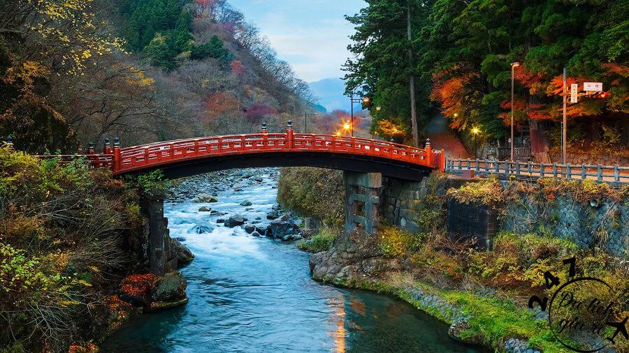 Cảnh giao mùa tại Nikko Du Lịch Nhật Bản Mùa Nào Đẹp Nhất, Du Lịch Nhật Bản, Tour Du Lịch Nhật Bản, Du Lịch Nhật Bản Đi Đâu, Ẩm Thực Nhật Bản, Văn Hóa Nhật Bản