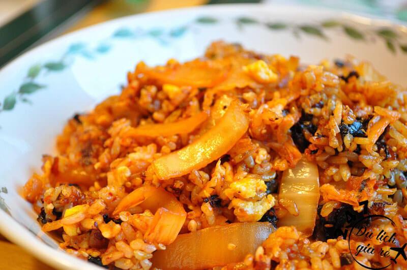 Cơm kimchi Hàn Quốc, Tour du lịch Hàn Quốc, du lịch Hàn Quốc Giá Rẻ, Xin visa Hà Quốc, Du lịch Hàn Quốc Ăn Gì,