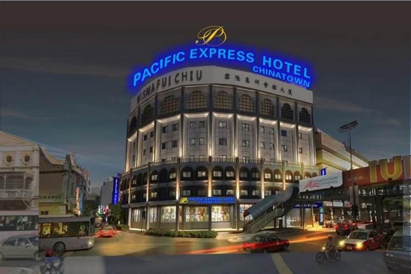 """Pacific Express Hotel với view rất phù hợp với team sống """"ảo"""""""
