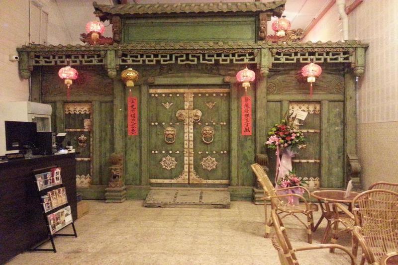 Kimberly House - một ngôi nhà của người Hoa cho thuê phòng