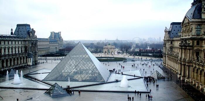 bao-tang-Louvre-Paris