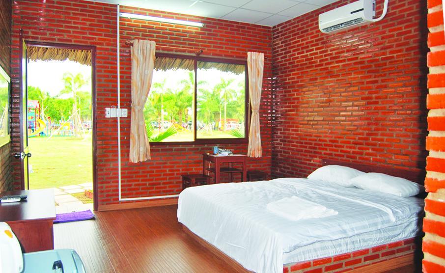 khach sạn khu du lịch BCR