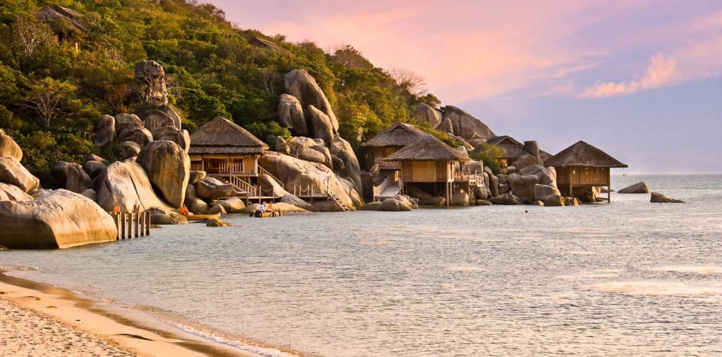 Khu nghỉ dưỡng Six Senses Ninh Vân Bay Nha Trang