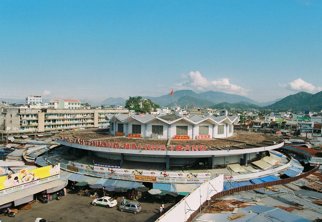 Chợ Đầm còn tên gọi khác là Trung tâm thương mại Nha Trang.